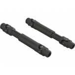 Arrma Composite Rear Slider Driveshaft Set 4x4