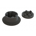 Arrma Diff Case Set 37T Main Gear 4x4 BLX 4S