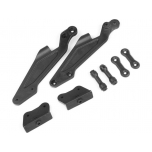 Arrma Heavy Duty Wing Mount Set Rear