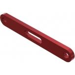 Arrma Aluminum RR Suspension Mount Red 4x4