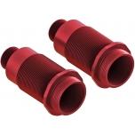Arrma Shock Body 16x47mm Aluminum Red (2)