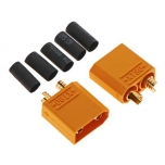 Plug XT90, male (device) 2pcs