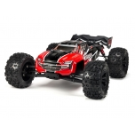 Arrma KRATON 6S BLX 1/8 4WD Brushless Speed Monster Truck RTR, Red (V4 2019)