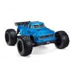 Arrma NOTORIOUS 6S BLX 4WD Brushless Classic Stunt Truck RTR, Blue (V4 2019)