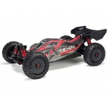 Arrma TYPHON 6S BLX 4WD Brushless Buggy RTR, Red/Grey (V4 2019)