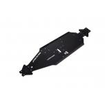 Arrma Aluminum Chassis CNC 7075 T6 LWB Black