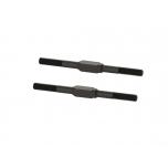 Arrma Steel Turnbuckle M4x60mm (Black) (2pcs)