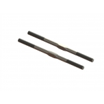 Arrma Steel Turnbuckle M5x89mm Silver (2)