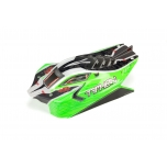 Arrma Body Painted Decal Trimmed Green: Typhon 4WD Mega
