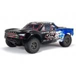 Arrma Senton 3S BLX 1:10 4WD RTR V3, Blue/Black