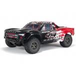 Arrma Senton 3S BLX 1:10 4WD RTR V3, Red/Black