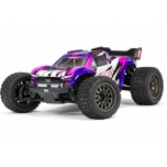 ARRMA VORTEKS 4X4 3S BLX Stadium Truck RTR, Purple