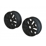 Arrma 1/8 Buggy Wheel Black (2)