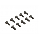 Arrma Flat Head Hex Machine Screw M2.5x8mm (10)