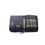Arrowmax Honeycomb Toolset (21pcs) with Tools bag