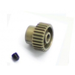 Arrowmax 7075 Aluminum 64P Pinion Gear - 28T