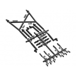 Axial Body Posts SCX10 II