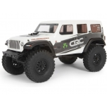 Axial 1/24 SCX24 Jeep Wrangler JLU CRC 2019 4WD RTR