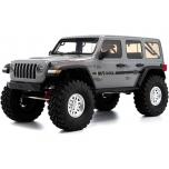 Axial SCX10 III Jeep JLU Wrangler 1:10 4WD RTR, Grey