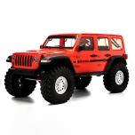 Axial SCX10 III Jeep JLU Wrangler 1:10 4WD RTR, Orange