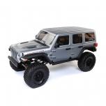 Axial 1/6 SCX6 Jeep JLU Wrangler 4WD Rock Crawler RTR: Silver