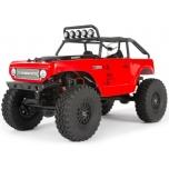 Axial 1/10 SCX24 Deadbolt 4WD RTR, Punane