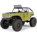 Axial 1/10 SCX24 Deadbolt 4WD RTR, Roheline