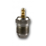 NOVAROSSI C6TGC Turbo Gold Medium Glowplug