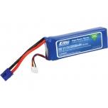 E-flite 11.1V 2200mAh 3S 30C LiPo, 13AWG: EC3