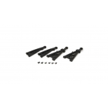 Front Suspension Arm Set (2): 1/10 4WD All