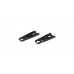 Rear Suspension Arm Set (2): 1/10 4WD All