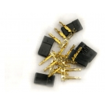 JR Plug Set (Gold Pins) 5pcs