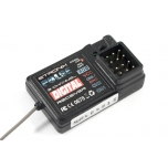 Etronix Pulse GFSK 3ch 2,4GHz receiver (For ET1060 Transmitter)