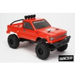 FTX Outback Mini 1:24 Trail Truck RTR, Red
