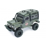 FTX Outback Mini 3.0 - 1:24 RTR Crawler, Hall