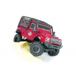 FTX Outback Mini 3.0 - 1:24 RTR Crawler, Punane