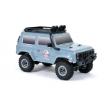 FTX OUTBACK MINI 2.0 PASO 1:24 RTR, Hall