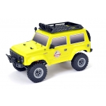 FTX OUTBACK MINI 2.0 PASO 1:24 RTR, Yellow