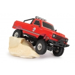 FTX OUTBACK MINI X Patriot 1:18 Trail RTR, Punane