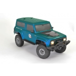 FTX OUTBACK MINI X CUB 1:18 Trail RTR, Metallic Cyan