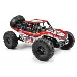 FTX Outlaw 1/10 4WD Brushed Ultra-4 RTR bagi (harjadega mootor)