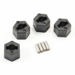 FTX Outback Mini wheel hex set w/pins