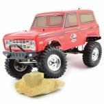 FTX Outback 2 Treka 4X4 RTR 1:10 Trail Crawler