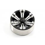 Fastrax 1.9'' Heavy Duty Split 6-spoke alloy beadlock wheels 100g each (2pcs)