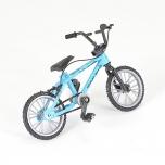 Fastrax static scale BMX Bike, L=11cm, Blue