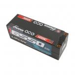 Gens ace 6550mAh 15.2V HV 120C 4S1P Hard Case Lipo