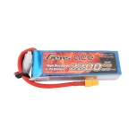 Gens ace 2200mAh 11.1V 25C 3S1P LiPo Battery Pack with XT60 Plug
