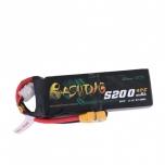 Gens ace 11.1V 5200mAh 3S1P 40C Lipo aku, XT90 pistik, Bashing Series