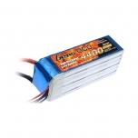 Gens ace 4400mAh 22.2V 45C 6S1P Lipo Battery Pack