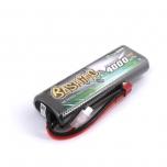 Gens ace Bashing Series 4000mAh 7.4V 2S1P 25C/50C Hard Case LiPo battery, T-plug